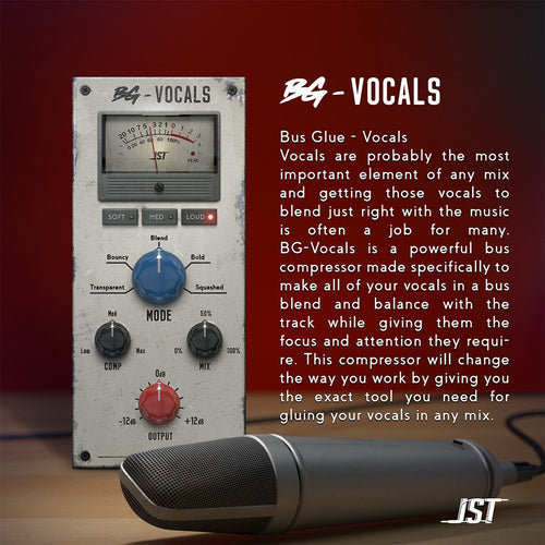 JST Bus Glue BG-Vocals