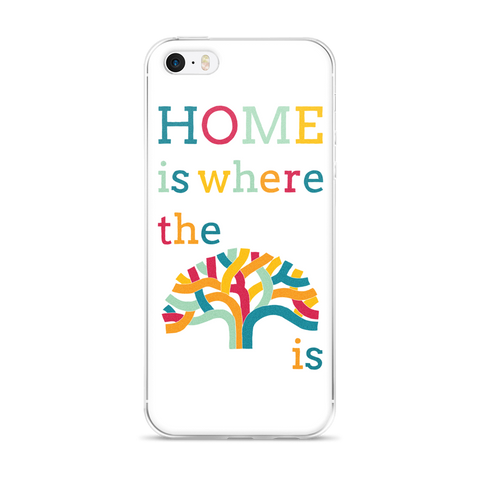 Home is Where the Oak is iPhone Cases