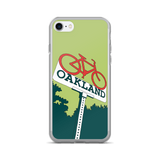 Bike Oakland iPhone Cases