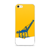 Oakland Crane iPhone Cases in a Variety of Colors