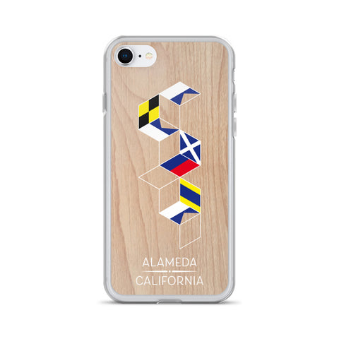 Alameda Nautical iPhone Cases