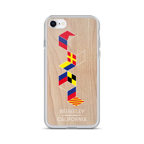 Berkeley Nautical iPhone Cases