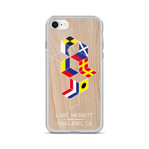 Lake Merritt Nautical iPhone Cases