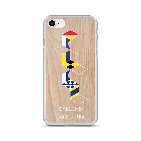 Oakland Nautical iPhone Cases