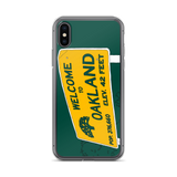 Oakland Welcome iPhone Cases in a Variety of Colors