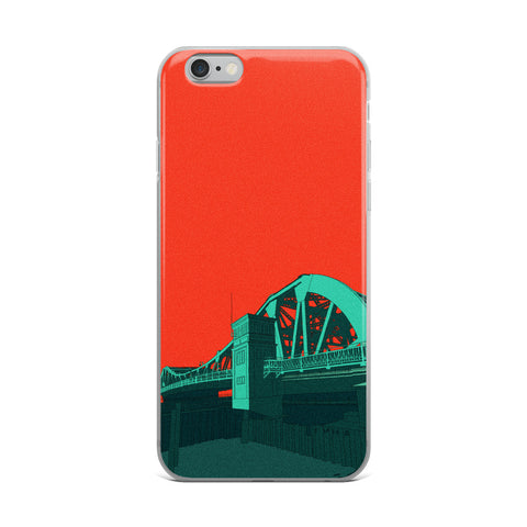 Park Street Bridge iPhone Case