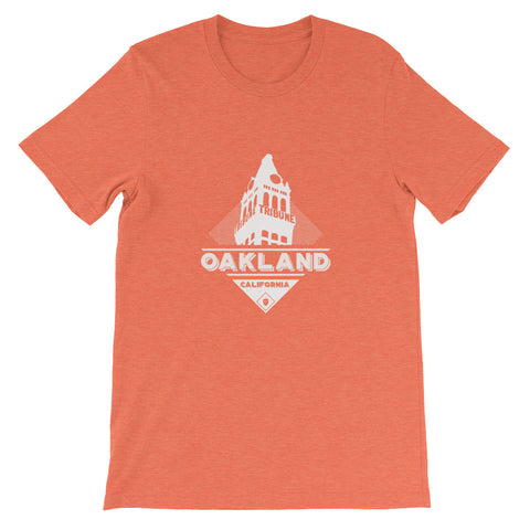 Oakland Tribune Short-Sleeve Unisex T-Shirt