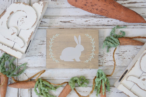 Easter Collection: Peter Rabbit Stained