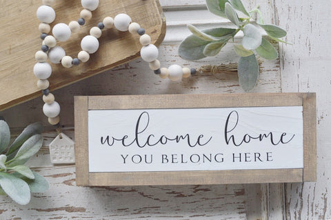Hometown Collection: Welcome Home
