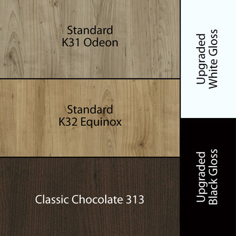 Kimberly Bench Laminate Option