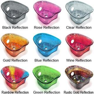 Gulfstream Pedicure Chair Bowl Colors