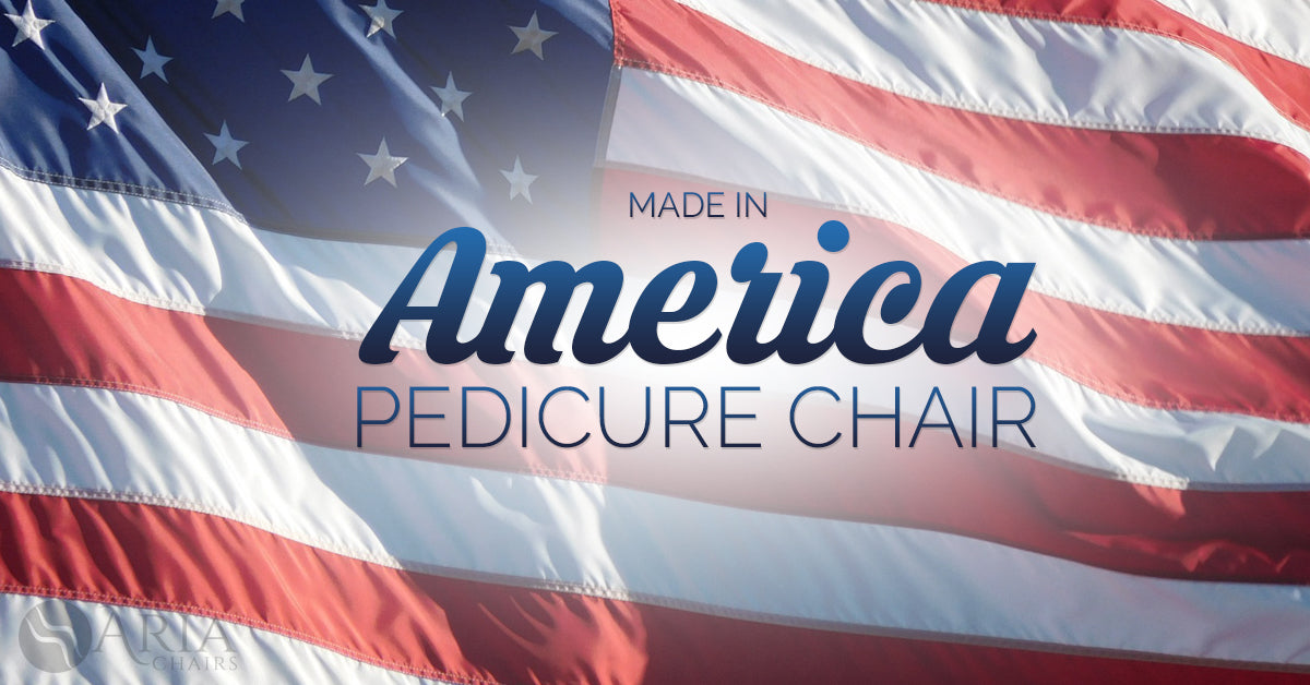 High Quality Made In America Pedicure Chairs