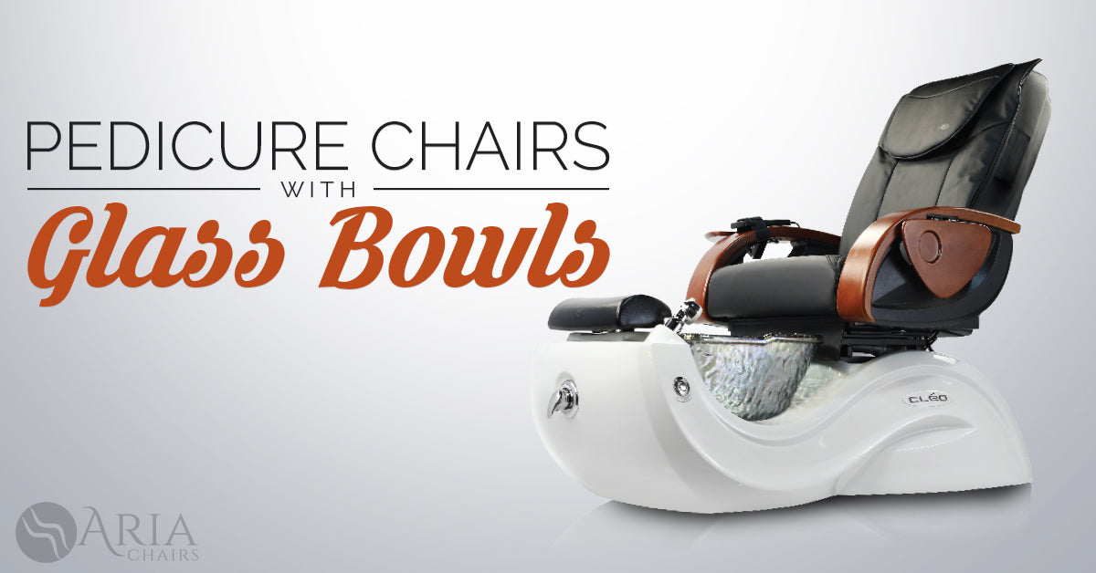 How To Buy Pedicure Chairs With Glass Bowls