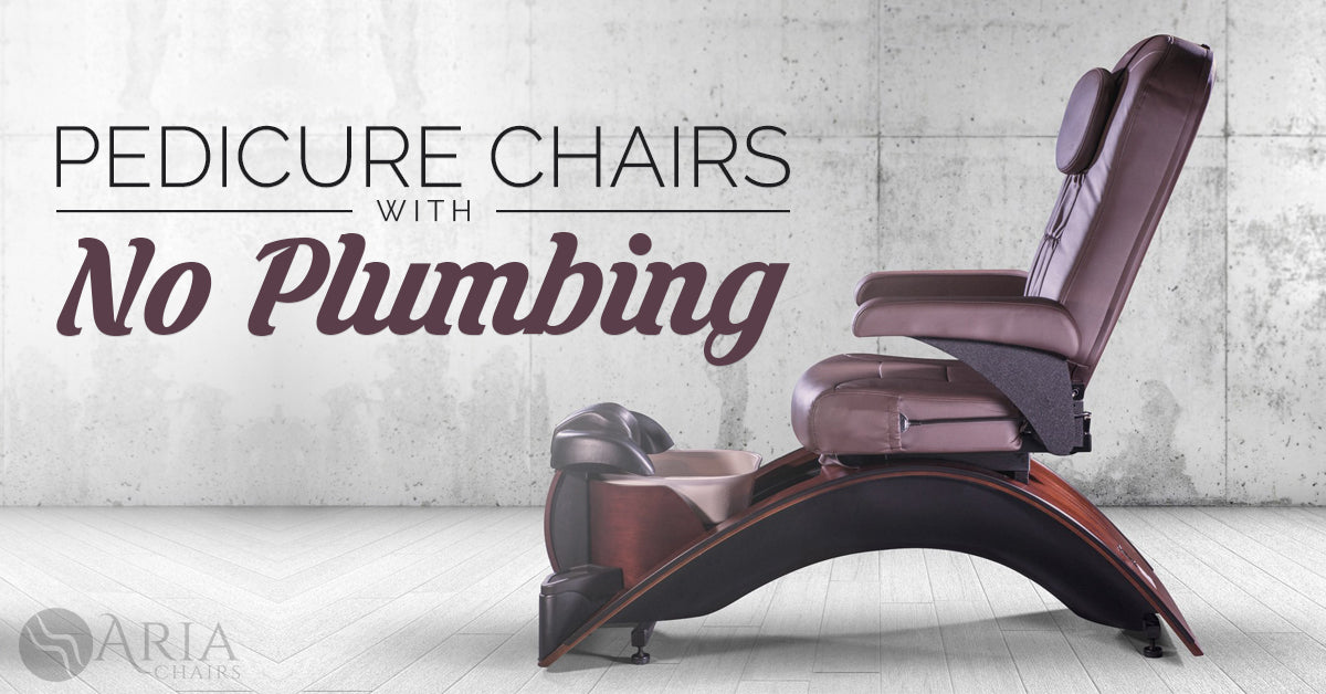 How To Buy Non Plumbed / No Plumbing Pedicure Chairs