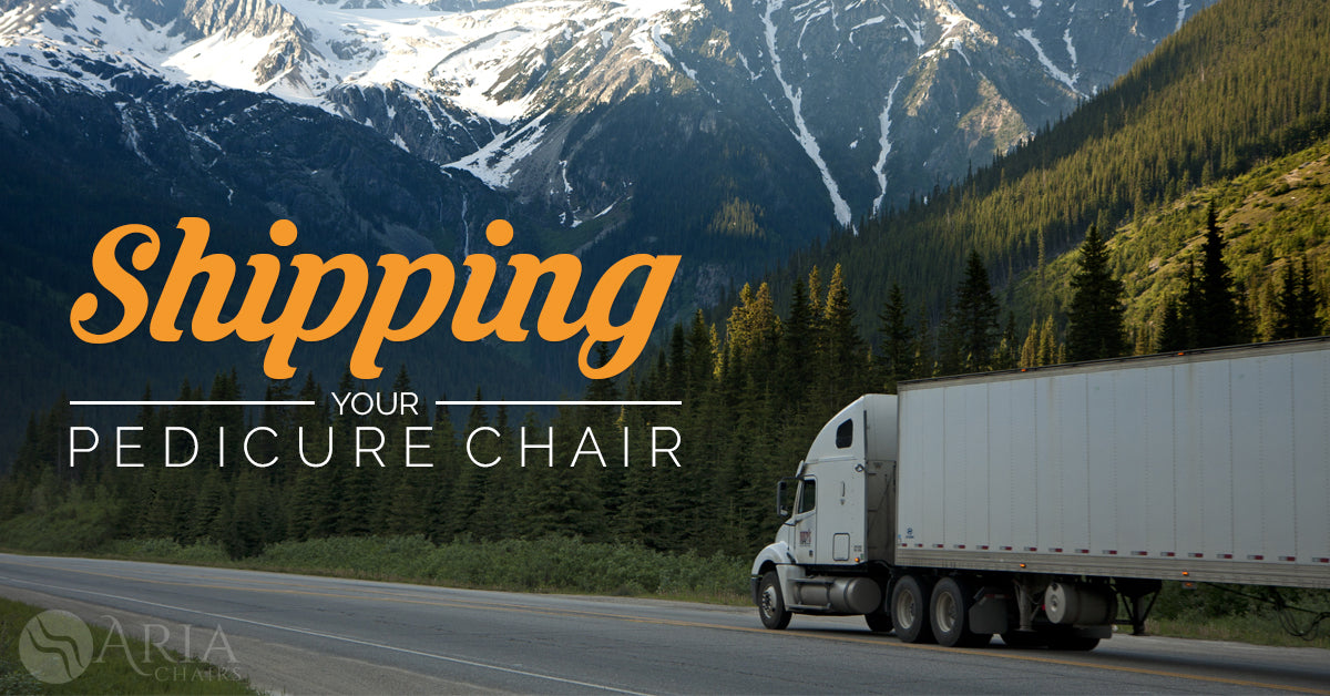 Shipping Your Pedicure Chair