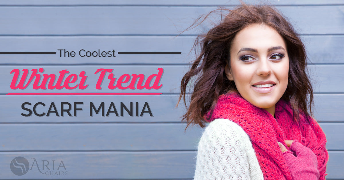 The Coolest Winter Trend to Indulge In: Scarf Mania