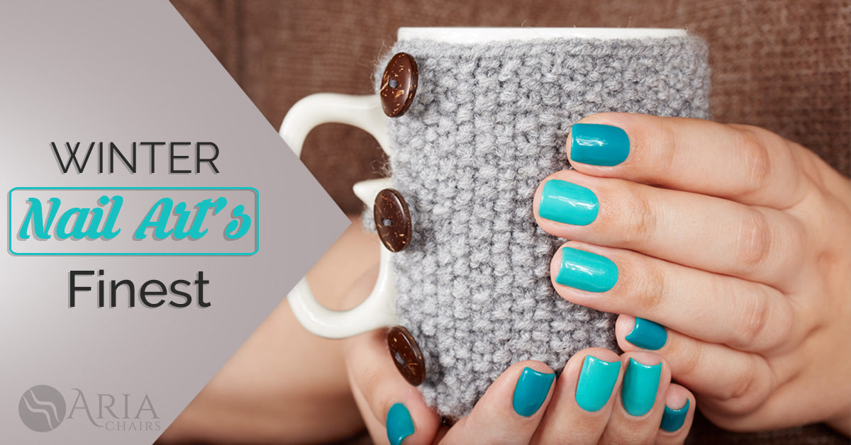 Winter Nail Art's Finest