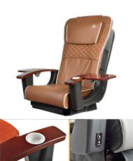 Alfalfa Nail Supply ANS-18 Massage Chair