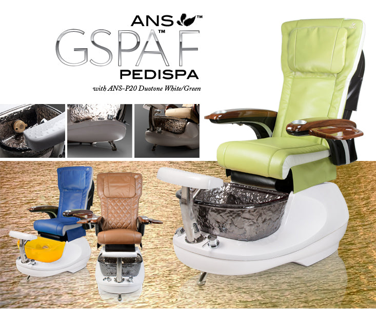 ANS Gspa F Pedicure Spa