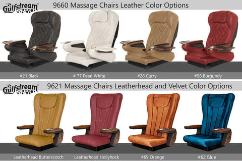 Gulfstream Pedicure Chair Top Options