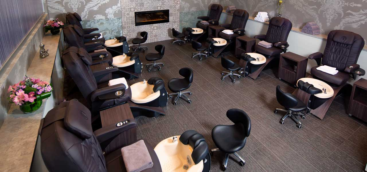 Continuum Pedicure Chairs