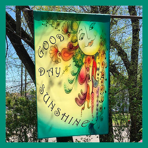 Sun Dancer™ Flags ~ Everyday Sunny Breezes