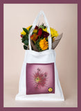 Clematis Small Tote Bag