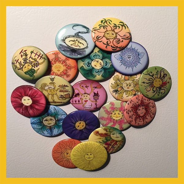 Cling-Me-The-Magnetic-Rays-Magnet-Collection-designed-by-T-Cards-by-Bad-Ballerinas---Large-Collection-Image