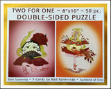 Don-Sunerita-Sunbird-of-Fire-Double-sided-Puzzle-Assemble-Me_The-Suns-in-Pieces-Puzzle-Collection-Artisan-Gifts-designed-by-T-Cards-by-Bad-Ballerinas
