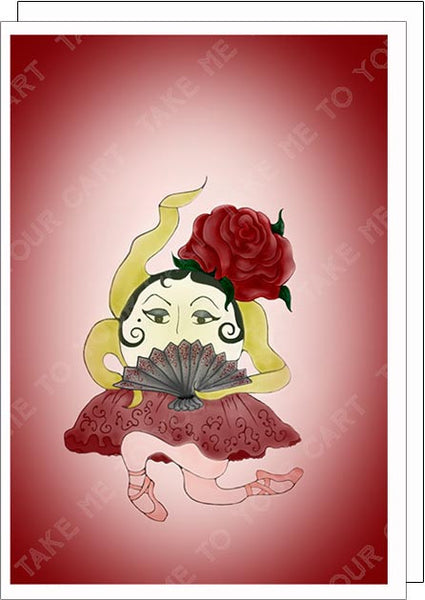 Don-Sunerita-The-Sunerinas-Artisan-Greeting-Card-designed-by-T-Cards-by-Bad-Ballerinas