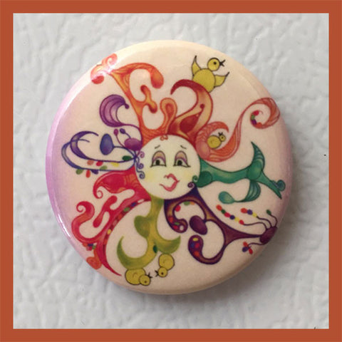 Easter-Eggs-Find-12!-Magnet-Easter-Spring-Holiday-Fare-Cling-Me-The-Magnetic-Rays-Collection-T-Cards-by-Bad-Ballerinas