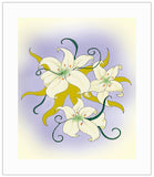 Easterlilies-Easter-Artisan-Greeting-Card-designed-by-T-Cards-by-Bad-Ballerinas-Gift-Enclosure