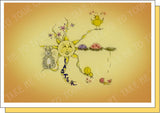 Egg-Hunt-Easter-Spring-Holiday-Fare-T-Cards-by-Bad-Ballerinas