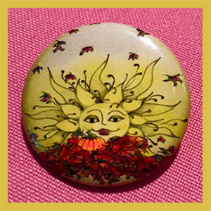 Fallin'-Thanksgiving-Fall-Winter-Holiday-Fare-The-BB-Button-Collection-designed-by-T-Cards-by-Bad-Ballerinas