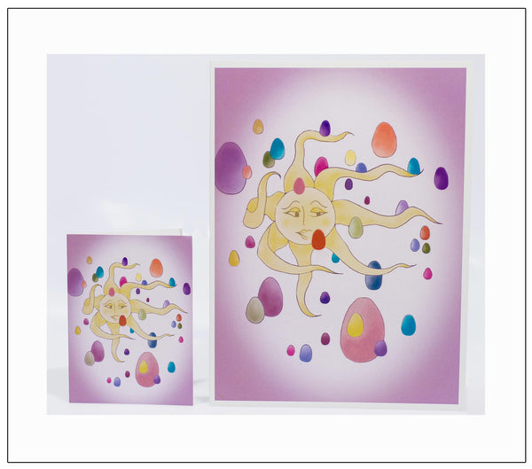 Floating-Eggs-Easter-Artisan-Greeting-Card-designed-by-T-Cards-by-Bad-Ballerinas-Card-Gift-Enclosure