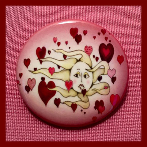 Floating-Hearts-Love-Heartfelt-Moments-Valentine_s-Day-Winter-Holiday-Fare-Mother_s-Day-Spring-Holiday-Fare-Pin-Me-The-Buttons-You-Pin-Collection-T-Cards-By-Bad-Ballerinas