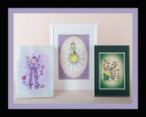 Framed-Prints-Circus-Smircus-Collection-designed-by-T-Cards-by-Bad-Ballerinas-Bordered