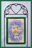 Happy-Easter-12x18-Garden-Window-Flag-Fly-Me-The-Sunny-Breezes-Decorative-Flags-Collection-Easter-T-Cards-by-Bad-Ballerinas