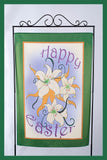 Happy-Easter-28x40-Garden-Window-Flag-Fly-Me-The-Sunny-Breezes-Decorative-Flags-Collection-Easter-T-Cards-by-Bad-Ballerinas