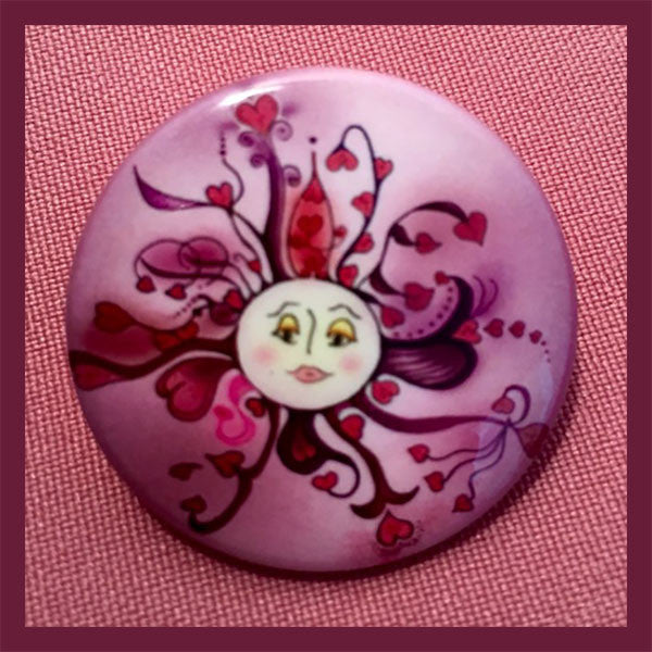 Happy-Valentines-Valentines-Day-Winter-Holiday-Fare-The-BB-Button-Collection-designed-by-T-Cards-by-Bad-Ballerinas