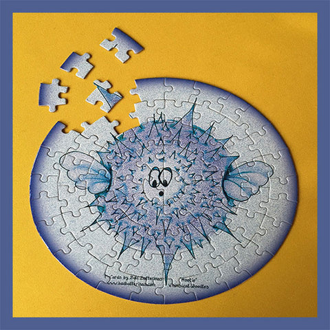 Hootie-Puzzle-Assemble-Me-The-Suns-In-Pieces-Puzzle-Collection-designed-by-T-Cards-by-Bad-Ballerinas-Pieces