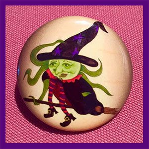 I'm-Flying-Halloween-Fall-Winter-Holiday-Fare-The-BB-Button-Collection-designed-by-T-Cards-by-Bad-Ballerinas