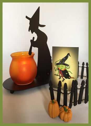 I'm-Flying!-Halloween-Fall-Winter-Holiday-Fare-T-Cards-by-Bad-Ballerinas-Gift-Enclosure-Reality