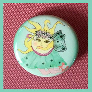 La-Sunphide-The-Sunerinas-The-BB-Button-Collection-designed-by-T-Cards-by-Bad-Ballerinas
