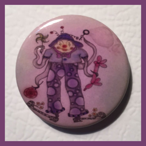 Le-Bozo-Joyeuse-Cling-Me-The-Magnetic-Rays-Magnet-Collection-Circus-Smircus-designed-by-T-Cards-by-Bad-Ballerinas