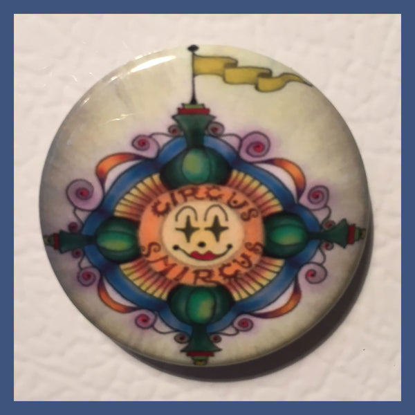 Le-Smircus-de-Circus-Cling-Me-The-Magnetic-Rays-Magnet-Collection-Circus-Smircus-designed-by-T-Cards-by-Bad-Ballerinas