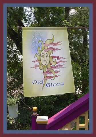 Old-Glory-28x40-House-Flag-Fly-Me_-The-Sunny-Breezes-Decorative-Flags-Collection-designed-by-T-Cards-by-Bad-Ballerinas-Photo-Old-Glory