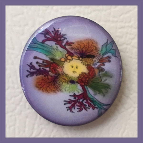Reefy-Things-Cling-Me-The-Magnetic-Rays-Magnet-Collection-Nature_s-Gifts-designed-by-T-Cards-by-Bad-Ballerinas