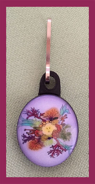 Reefy-Things-Nature_s-Gifts-The-Ups-and-Downs-Zipper-Pulls-Collection-designed-by-T-Cards-by-Bad-Ballerinas