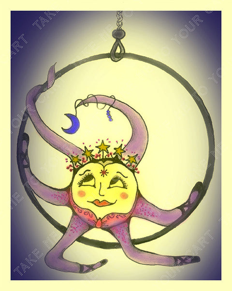 Ring-Thing-Circus-Smircus-designed-by-T-Cards-by-Bad-Ballerinas-Print